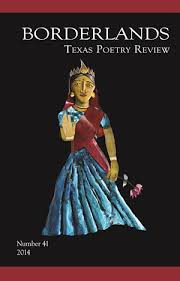cover of Borderlands: Texas Poetry Review